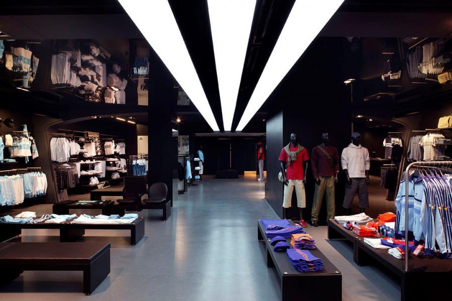 Adidas stadler interior services for Interior design jobs in europe